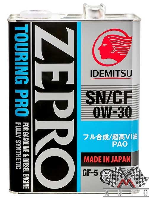 Zepro Touring Pro 0W-30, 4л
