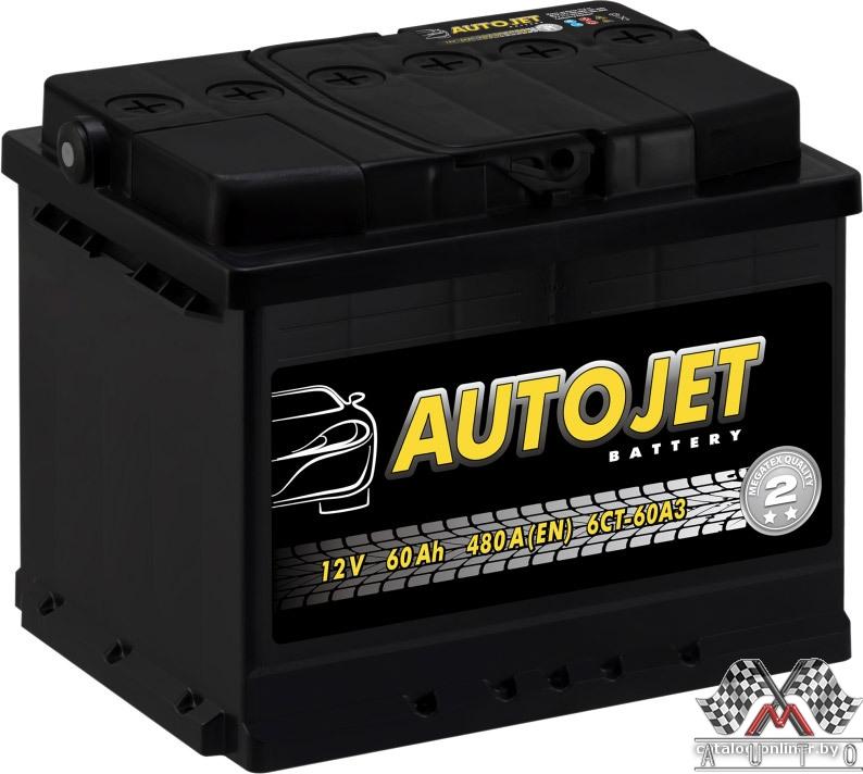 Аккумулятор Autojet 60 L (60 А/ч)