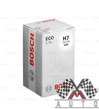 Лампа Bosch 12V 55W H7