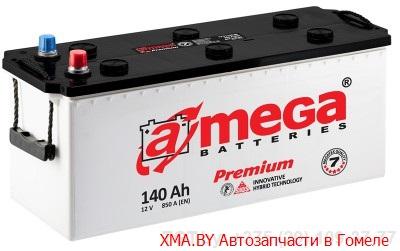 A-mega Standard Asia 60Ач, 480А
