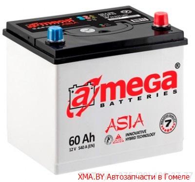 A-mega Standard Asia 100Ач, 700А