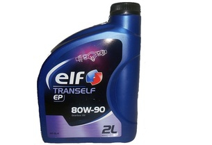 ELF 194730 80W90 TRANSELF EP 2L (для МКПП и средненагруженных мостов)