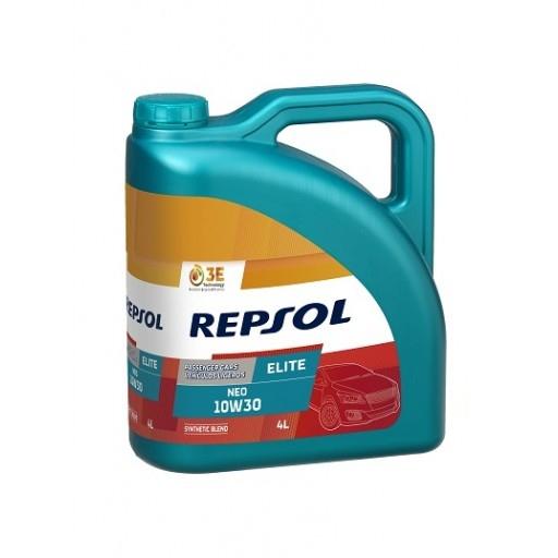 Repsol Elite NEO 10W30, 4л