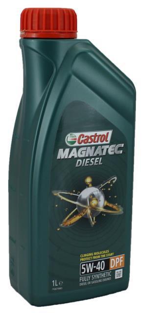 Castrol Magnatec Diesel DPF 5W-40, 1л