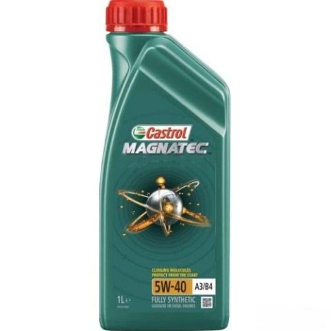 Castrol Magnatec A3/B4 5W-40, 1л