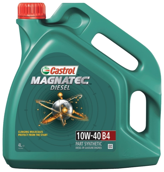 Castrol Magnatec Diesel B4 10W-40, 4л
