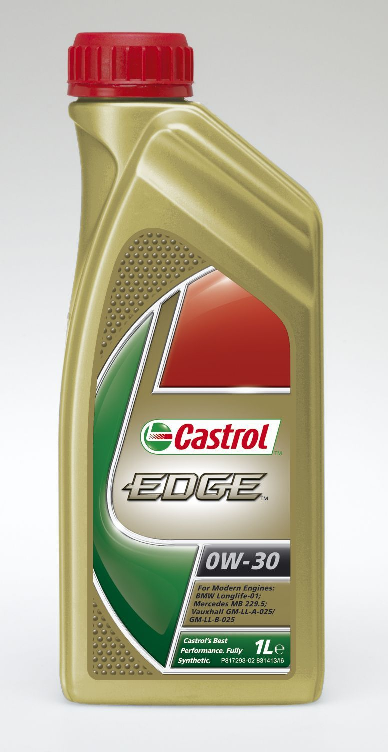 Castrol EDGE Turbo Diesel Titanium FST 0W-30, 1л