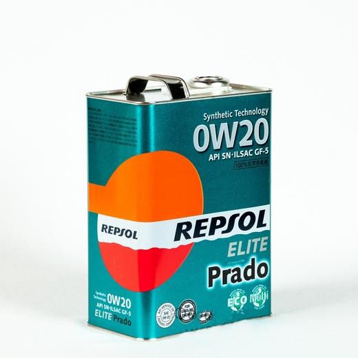 Repsol Elite Prado 5W20, 4л