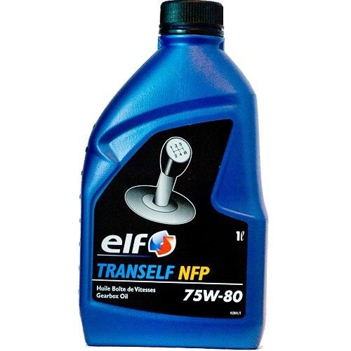 1L TRANS ELF NFP 75W80 API GL-4+ RENAULT