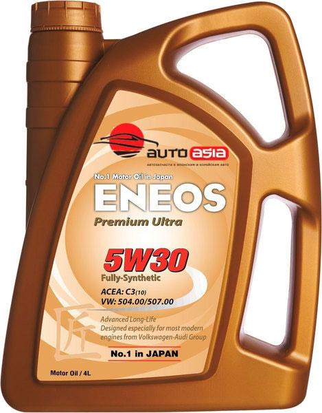ENEOS 5W30 PREMIUM ULTRA, 4л
