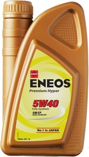 Eneos 5W40 Premium Hyper, 1л