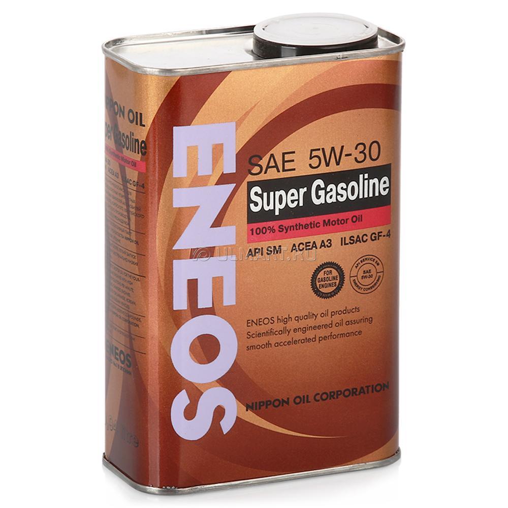 ENEOS Super Gasoline Synthetic SAE 5W-30 1л