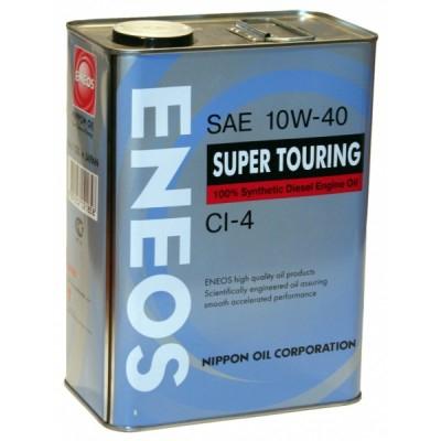 ENEOS Super Touring CI-4 10W-40 4 л