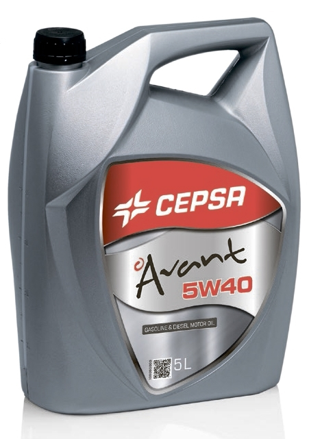 CEPSA AVANT 5W-40 SYNT, 5л