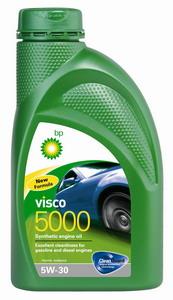 BP Visco 5000 5W-30, 1л
